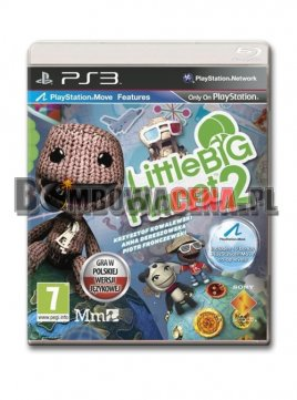 Little Big Planet 2 [PS3] PL