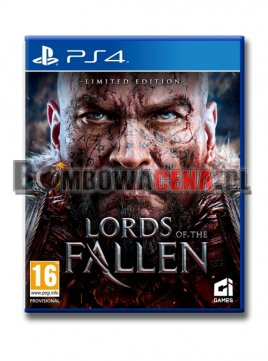 Lords of the Fallen [PS4] PL, NOWA
