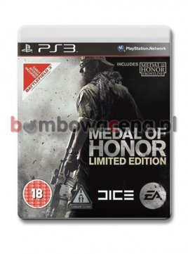 Medal of Honor [PS3] Limited Edition
