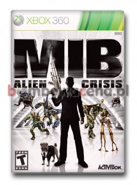 Men In Black: Alien Crisis [XBOX 360]