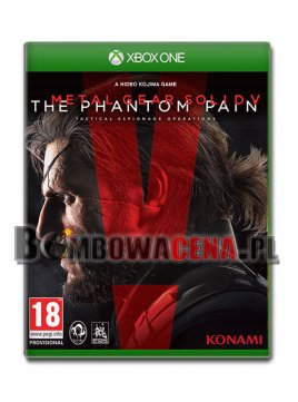 Metal Gear Solid V: The Phantom Pain [XBOX ONE] Day One Edition