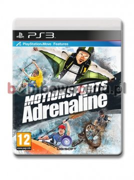 Motionsports Adrenaline [PS3]