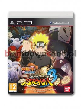 Naruto Shippuden: Ultimate Ninja Storm 3 [PS3]