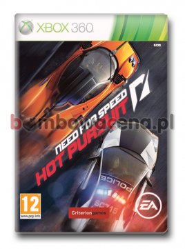 Need For Speed: Hot Pursuit [XBOX 360] PL