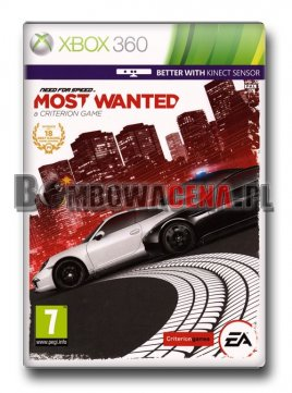 Need for Speed: Most Wanted [XBOX 360] PL