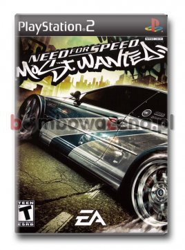 Need for Speed: Most Wanted (2005) [PS2]