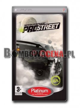 Need for Speed ProStreet [PSP] Platinum