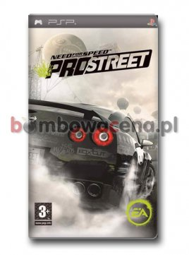 Need for Speed ProStreet [PSP]