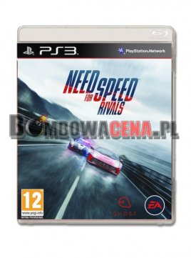Need for Speed Rivals [PS3] PL