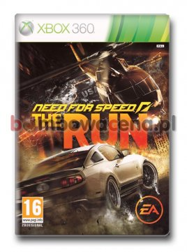 Need for Speed: The Run [XBOX 360] PL