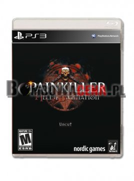 Painkiller Hell & Damnation [PS3] PL, Uncut