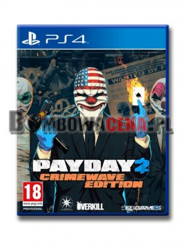Payday 2: Crimewave Edition [PS4]