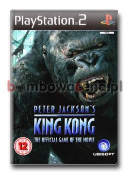 Peter Jackson\'s King Kong: The Official Game of the Movie [PS2]