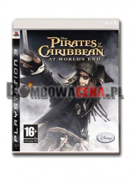 Pirates of the Caribbean: At World\'s End [PS3]
