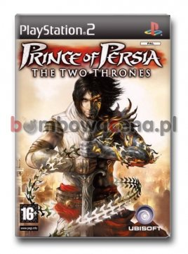 Prince of Persia: The Two Thrones [PS2] + bonus