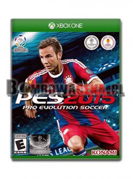 Pro Evolution Soccer 2015 [XBOX ONE] NOWA