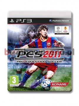 Pro Evolution Soccer 2011 [PS3]