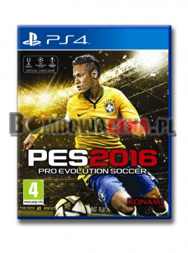 Pro Evolution Soccer 2016 [PS4]