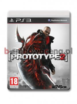 Prototype 2 [PS3] PL