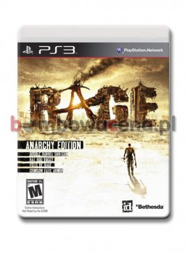 Rage [PS3] Anarchy Edition