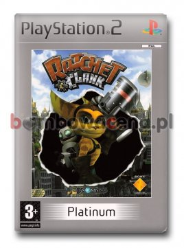 Ratchet & Clank [PS2] Platinum