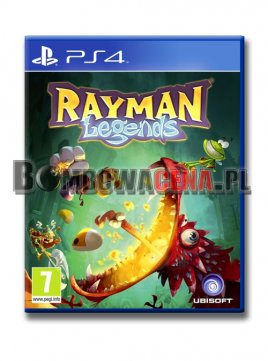 Rayman Legends [PS4] PL, NOWA