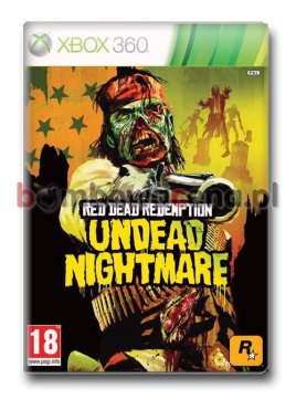 Red Dead Redemption: Undead Nightmare [XBOX 360]