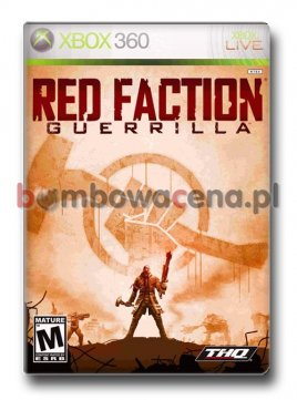 Red Faction: Guerrilla [XBOX 360] PL