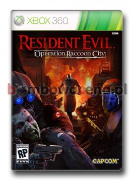 Resident Evil: Operation Raccoon City [XBOX 360] PL