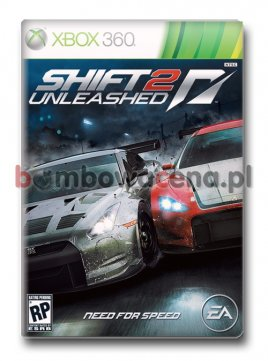 Shift 2: Unleashed [XBOX 360] PL