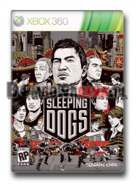 Sleeping Dogs [XBOX 360] PL
