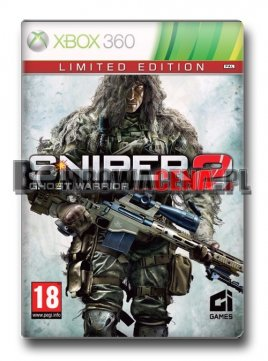Sniper: Ghost Warrior 2 [XBOX 360] PL, Limited Edition