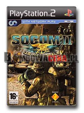 SOCOM II: U.S. Navy SEALs [PS2]