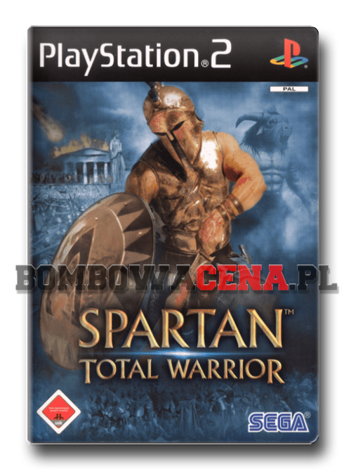 Spartan: Total Warrior [PS2] PL
