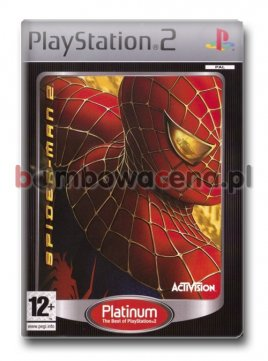 Spider-Man 2: The Game [PS2] Platinum