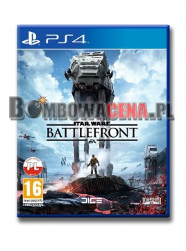 Star Wars: Battlefront [PS4] PL