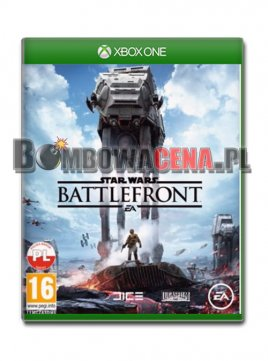 Star Wars: Battlefront [XBOX ONE] PL