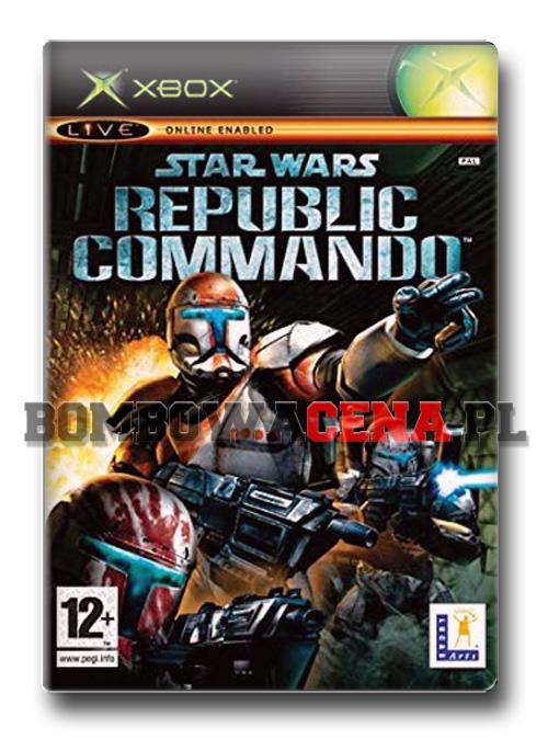 Star Wars Republic Commando XBOX Bombowacena Pl