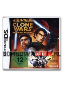 Star Wars: The Clone Wars - Republic Heroes [DS]