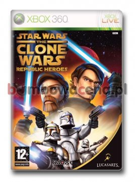 Star Wars: The Clone Wars - Republic Heroes [XBOX 360]