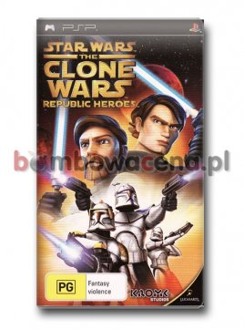 Star Wars: The Clone Wars - Republic Heroes [PSP]