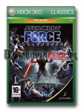 Star Wars: The Force Unleashed [XBOX 360] Classics