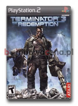 Terminator 3: The Redemption [PS2]