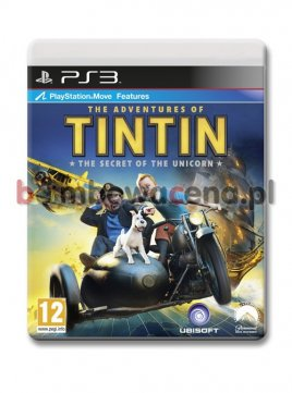 The Adventures of Tintin: Secret of the Unicorn [PS3]