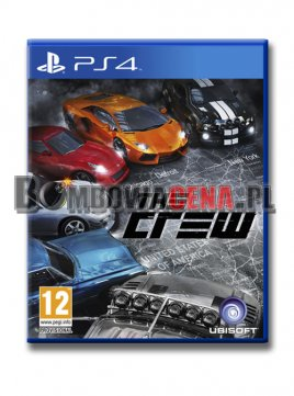 The Crew [PS4] PL, NOWA