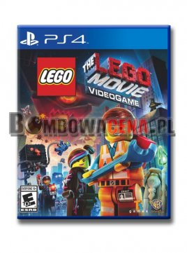 The LEGO Movie Videogame [PS4] PL, NOWA