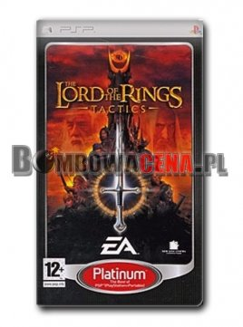 The Lord of the Rings: Tactics [PSP] Platinum