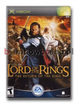 The Lord of the Rings: The Return of the King [XBOX]