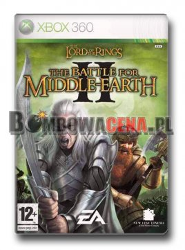 The Lord of the Rings: The Battle for Middle-Earth II [XBOX 360]