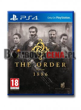 The Order: 1886 [PS4] PL, NOWA